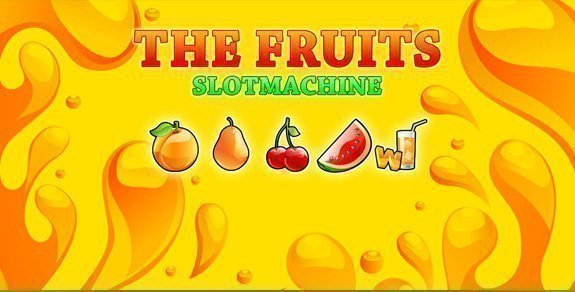 Slot Machine The Fruits